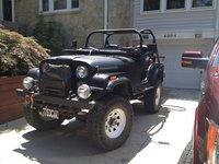 1977 Jeep CJ5 Picture Gallery