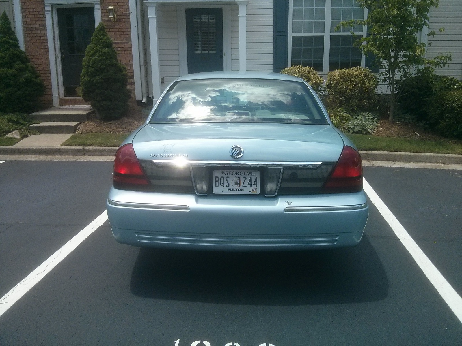 Picture of 2008 Mercury Grand Marquis GS