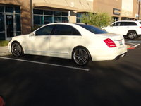 Picture of 2010 Mercedes-Benz S-Class S 65 AMG, exterior, gallery_worthy