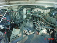 Picture of 1992 Jeep Wrangler STD, engine