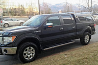 Picture of 2012 Ford F-150 Lariat SuperCrew LB 4WD, exterior, gallery_worthy