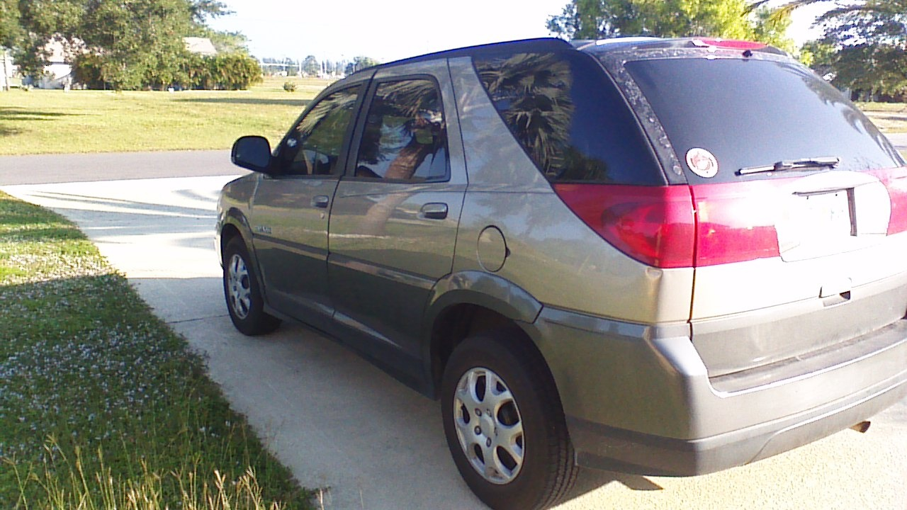2002 buick rendezvous overview cargurus. Cars Review. Best American Auto & Cars Review
