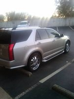 Picture of 2005 Cadillac SRX V8, exterior