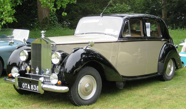 Picture of 1953 Rolls-Royce Silver Dawn Base, exterior