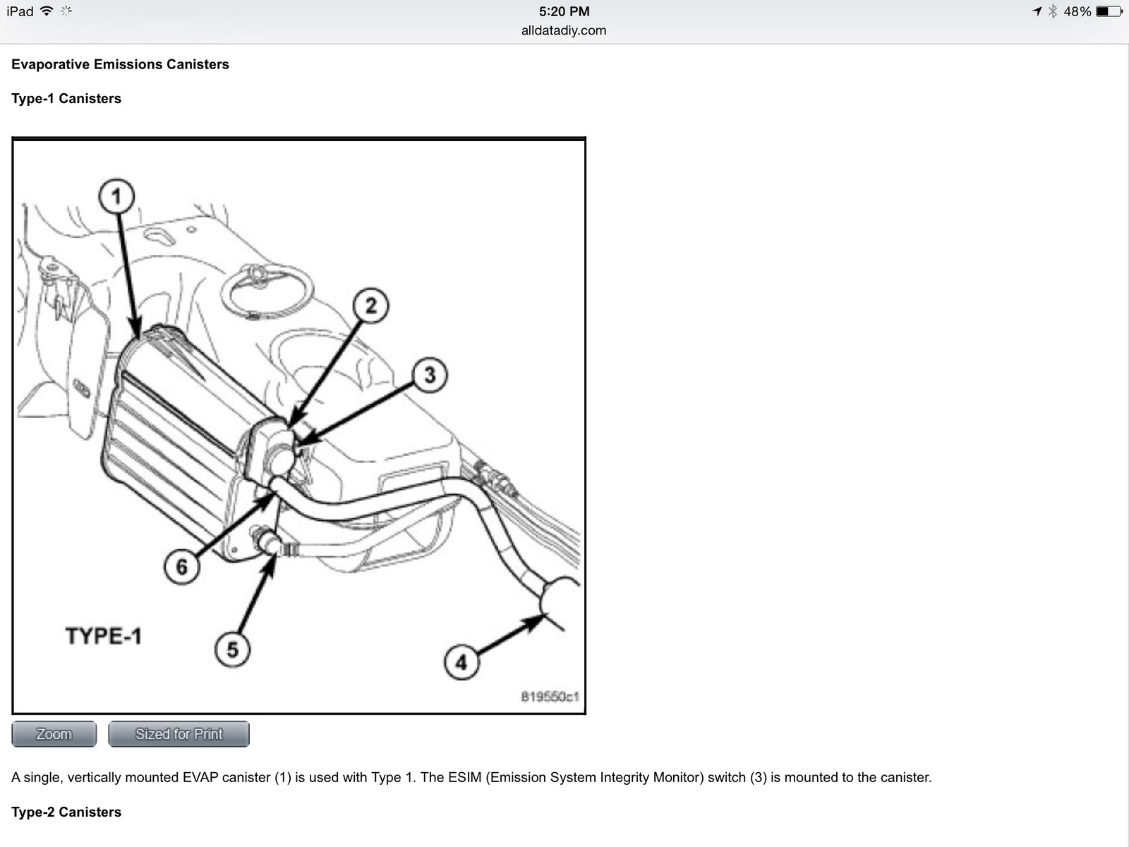 dodge ram fuel tank schematic
