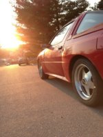 Picture of 1988 Chrysler Conquest TSi, exterior