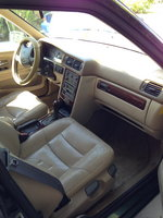 Picture of 2000 Volvo S70 4 Dr SE Sedan, interior