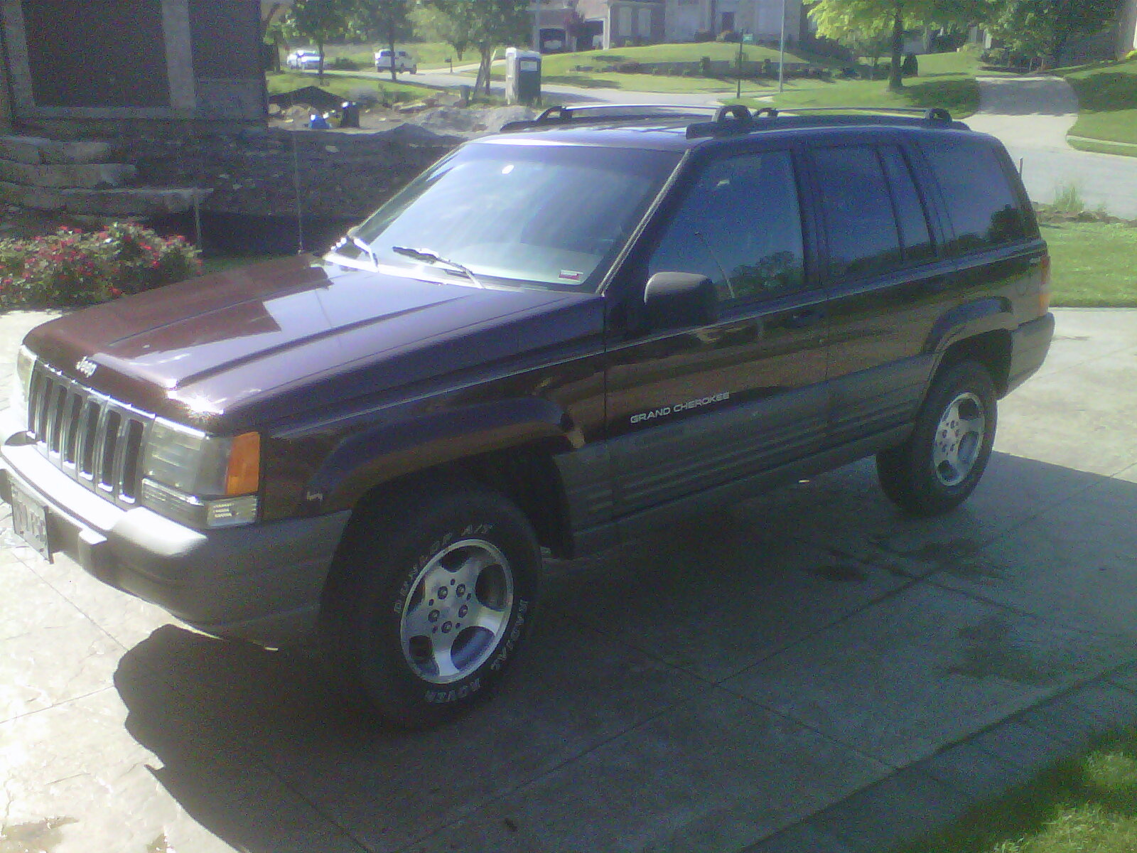 1997 jeep grand cherokee overview cargurus. Black Bedroom Furniture Sets. Home Design Ideas