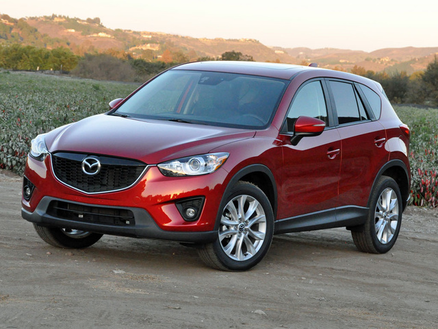 Sport vs touring mazda cx 5