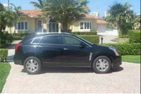 Picture of 2010 Cadillac SRX Base, exterior