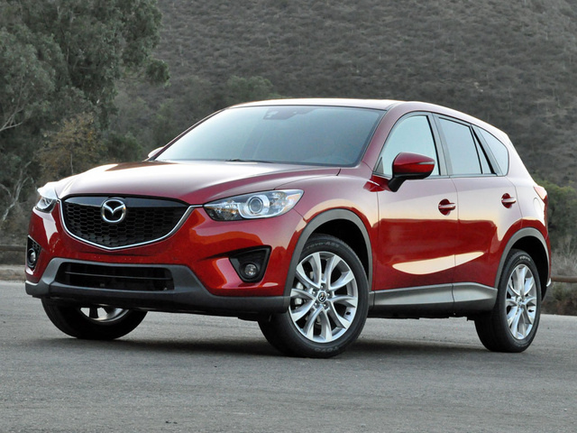 2015 Mazda CX-5 Grand Touring, exterior, gallery_worthy