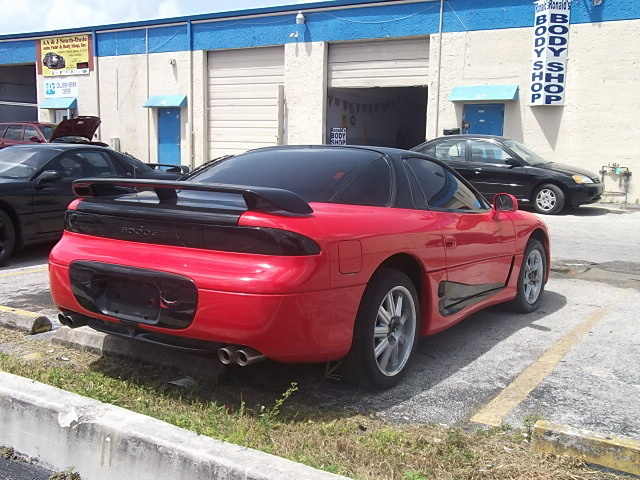 Mitsubishi 3000gt 96