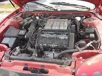 Picture of 1996 Mitsubishi 3000GT 2 Dr SL Hatchback, engine