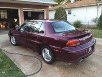 Picture of 1996 Pontiac Grand Am 4 Dr GT Sedan, exterior