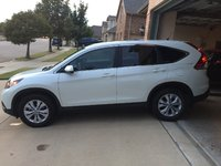 Picture of 2012 Honda CR-V EX, exterior