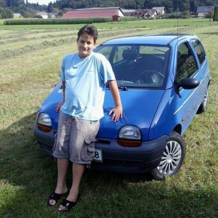 1998 Renault Twingo