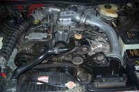 Picture of 1989 Ford Thunderbird SC, engine