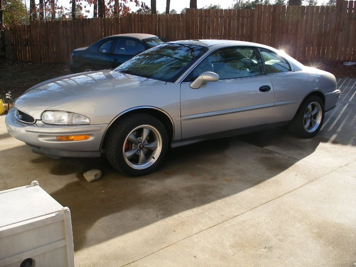 Picture of 1997 Buick Riviera Supercharged Coupe