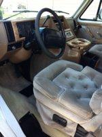 Picture of 1995 Chevrolet Chevy Van 3 Dr G20 Cargo Van, interior