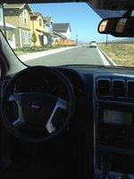 Picture of 2012 GMC Acadia SLT2 AWD, interior