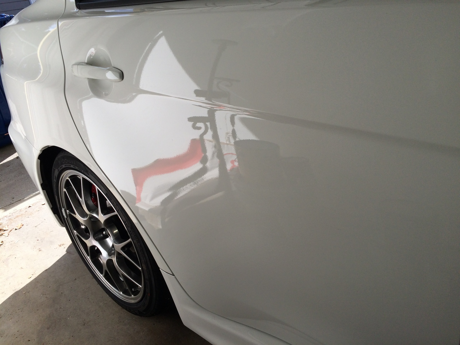 Picture of 2014 Mitsubishi Lancer Evolution MR