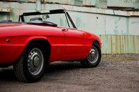 1969 Alfa Romeo Spider Overview
