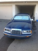 Picture of 1986 Ford Thunderbird Elan, exterior