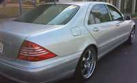 Picture of 2000 Mercedes-Benz S-Class 4 Dr S430 Sedan, exterior