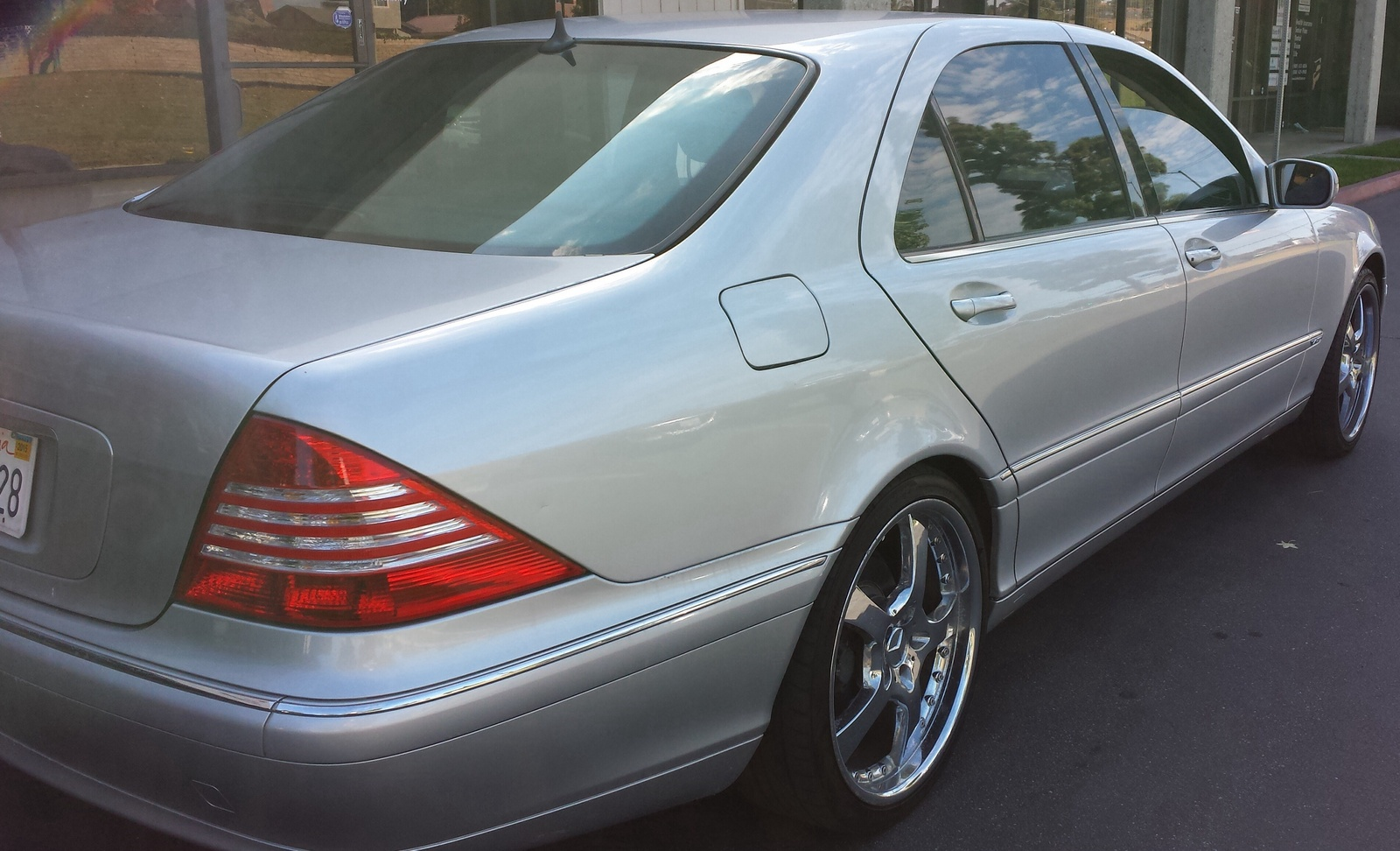 Picture of 2000 Mercedes-Benz S-Class 4 Dr S430 Sedan