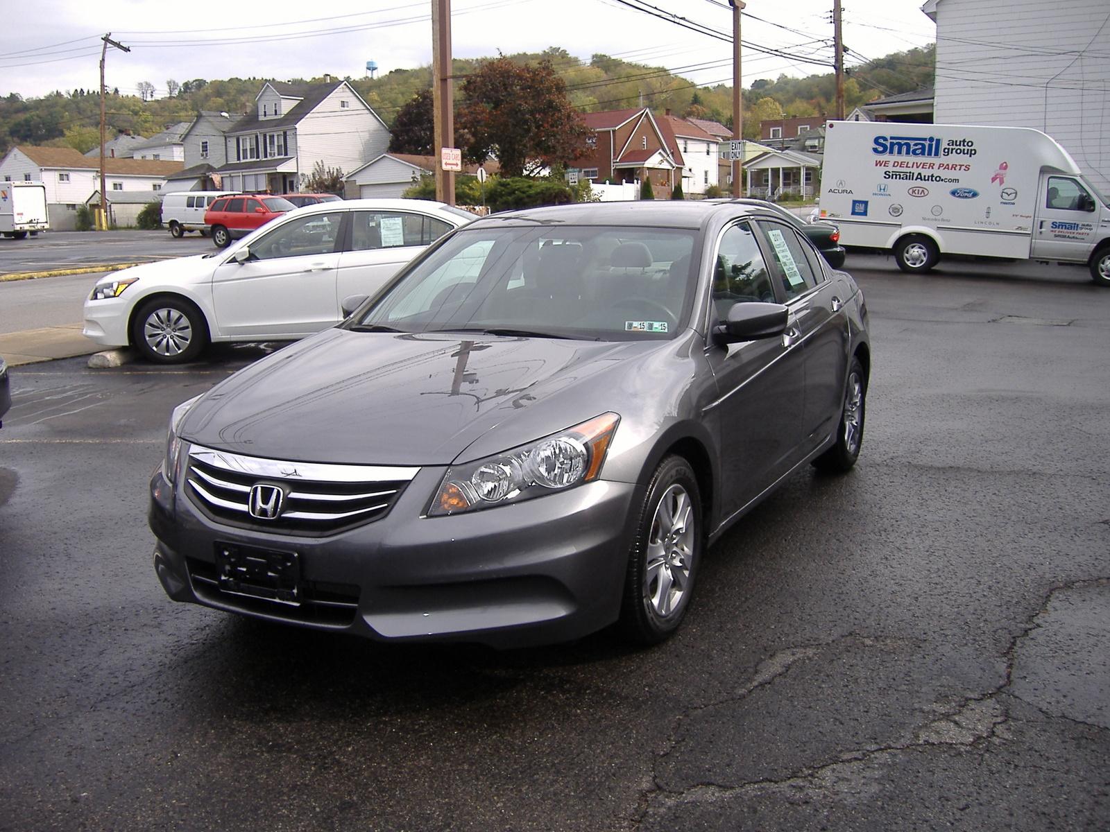 Picture Of 2011 Honda Accord Lx P Exterior