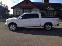 Picture of 2012 Ford F-150 Lariat SuperCrew 4WD, exterior, gallery_worthy