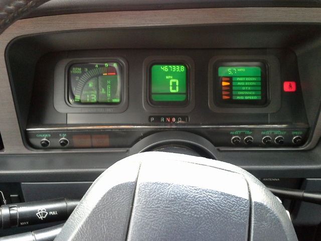 Picture of 1985 Ford Thunderbird Elan RWD, interior, gallery_worthy