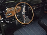 Picture of 1969 Lincoln Continental Base, interior