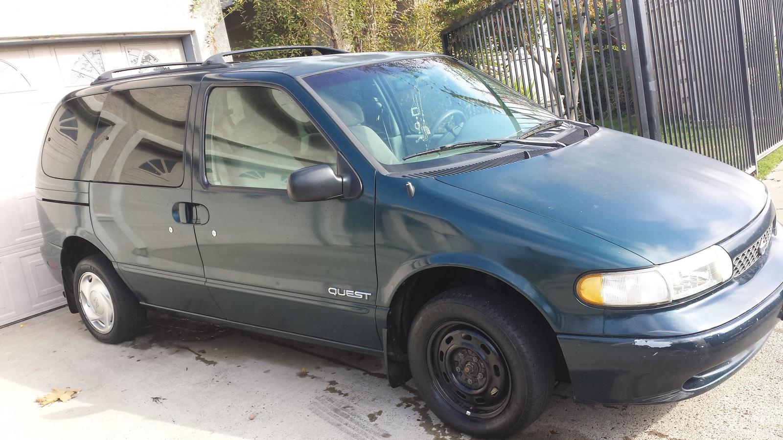 Picture of 1998 Nissan Quest 3 Dr XE Passenger Van