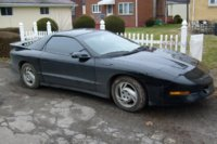 1993 Pontiac Trans Am Picture Gallery