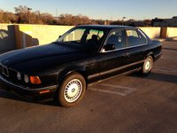 1989 BMW 7 Series Overview