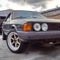 1980 Volkswagen Scirocco, trying out (the front rim), exterior, gallery_worthy