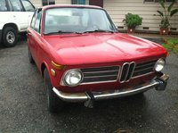 1973 BMW 2002 Picture Gallery