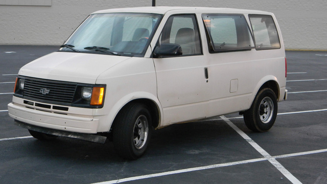 Picture of 1990 Chevrolet Astro Passenger Van