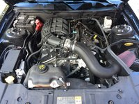 Picture of 2014 Ford Mustang V6, engine