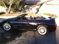 Picture of 2002 Mitsubishi Eclipse Spyder GT Spyder, exterior