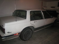 Picture of 1989 Buick Electra Park Avenue Sedan, exterior