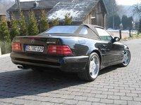1994 Mercedes-Benz SL-Class SL 500, 1994 Mercedes Benz SL500, exterior