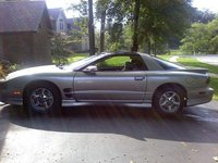 Picture of 2001 Pontiac Firebird Base, exterior