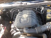 Picture of 2002 Honda Passport 4 Dr EX SUV, engine
