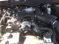 Picture of 2005 Mercury Sable GS, engine
