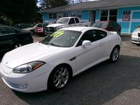 Picture of 2007 Hyundai Tiburon GT Limited, exterior