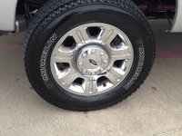Picture of 2014 Ford F-350 Super Duty Lariat Crew Cab 8ft Bed 4WD