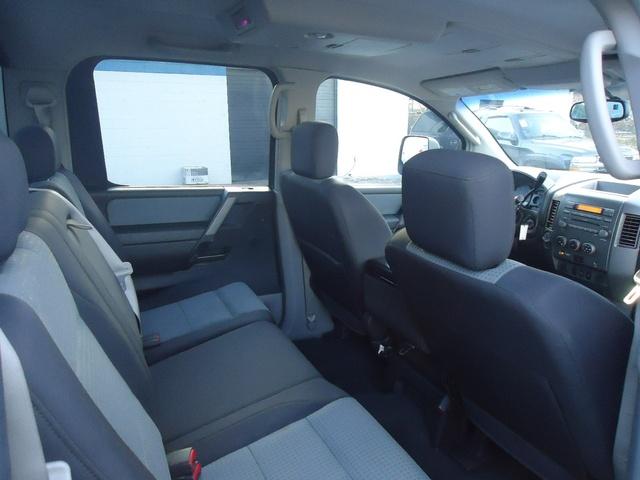 2004 Nissan Titan - Interior Pictures - CarGurus