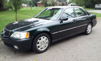 Picture of 1999 Acura RL 4 Dr 3.5 Sedan, exterior